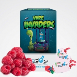 E-liquides Vape invaders 2x10ml - Bordo2