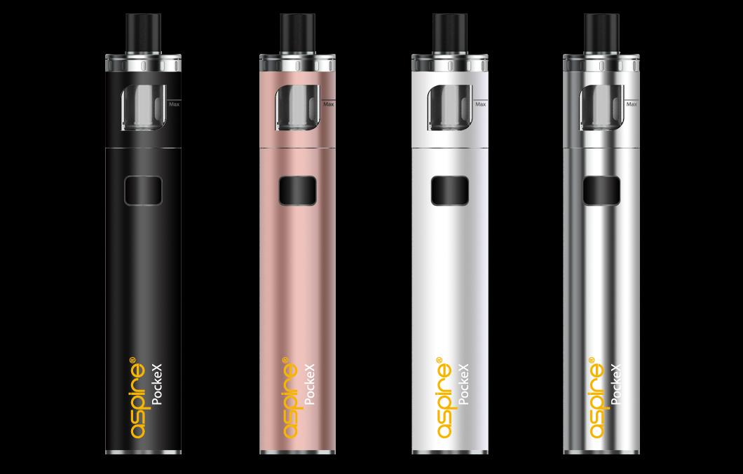 Cigarettes électroniques Aspire pockeX