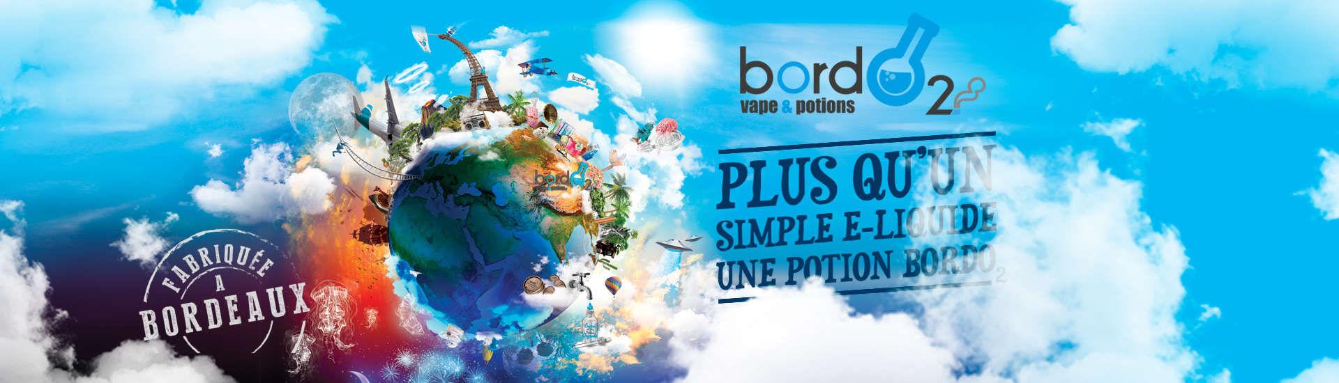 E-liquides classiques Bordo2